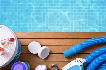 Vente de produit d'entretien pour piscine et spa à Arbanats