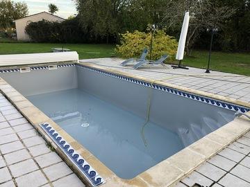 Rénovation de piscine aux environs de Bordeaux